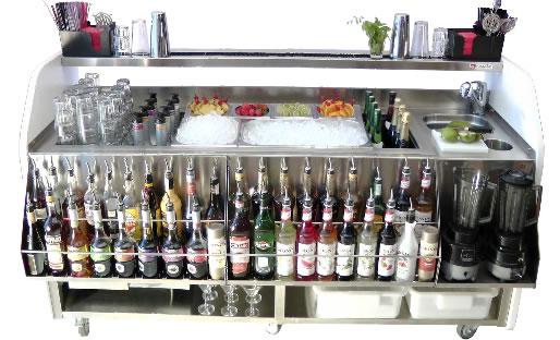 cocteler a de alto nivel bartender portatil blog bar. Black Bedroom Furniture Sets. Home Design Ideas