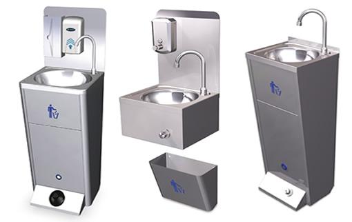 Lavamanos para la hosteleria y alimentaci n blog bar - Grifos para lavamanos ...