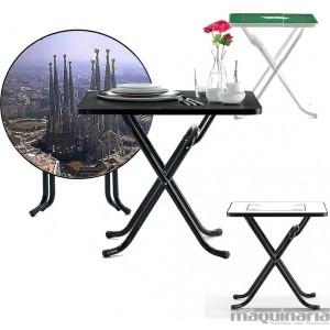 Mesas de hosteleria personalizadas for Mesas plegables hosteleria