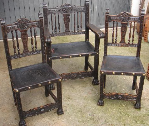 Silla castellana la silla de madera m s vendida for Sillas tipo sillon