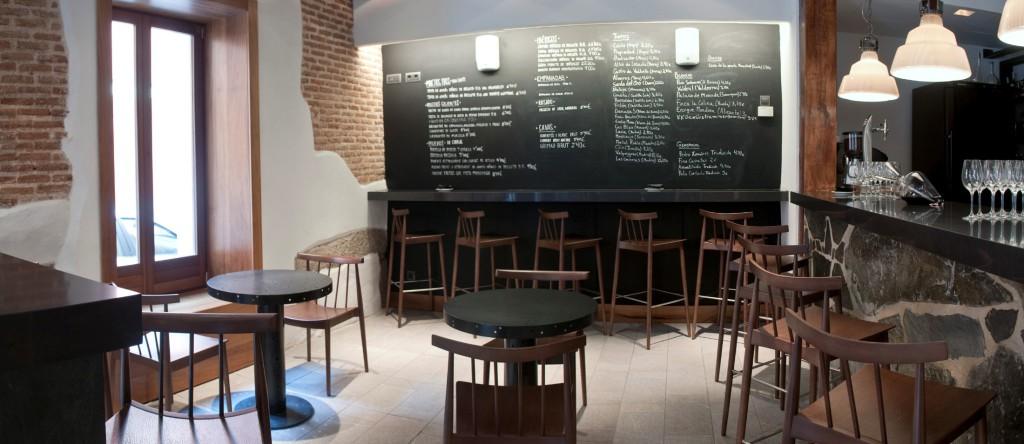 Enotaberna blog bar secretos de hosteler a - Diseno de interiores wikipedia ...