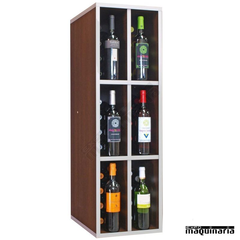 Armarios de vinos archives blog bar secretos de - Montar una vinoteca ...