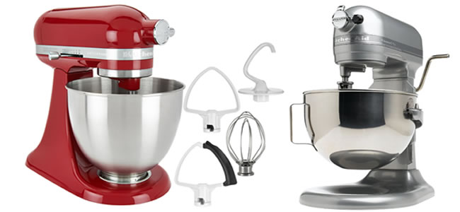 Kitchenaid Robots Cocina Profesional Batidora Amasadora