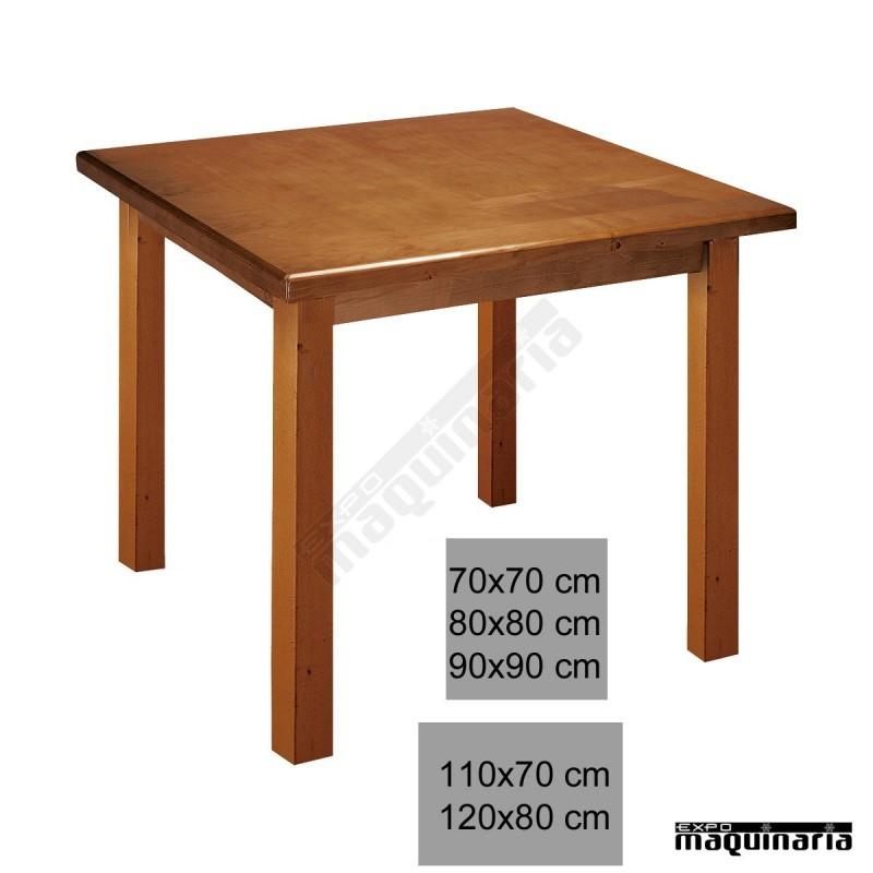 Mesas de madera blog bar secretos de hosteler ablog for Mesas de madera para bar