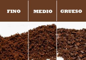 кофемолка-толщина шлифования